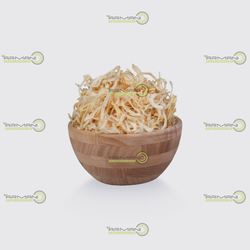 Dried onion